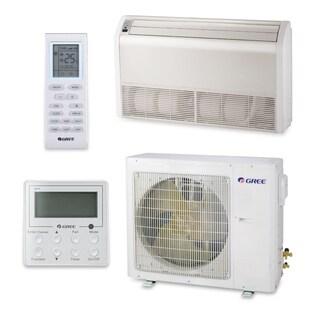 Gree UMAT18HP230V1AF-S - 18,000 BTU 16 SEER Floor Ceiling Ductless Mini Split A/C Heat Pump 208-230V (A/C & Heater)