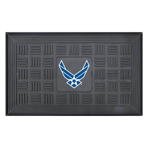 U.S. Air Force Medallion Door Mat 19 in. x 30 in.