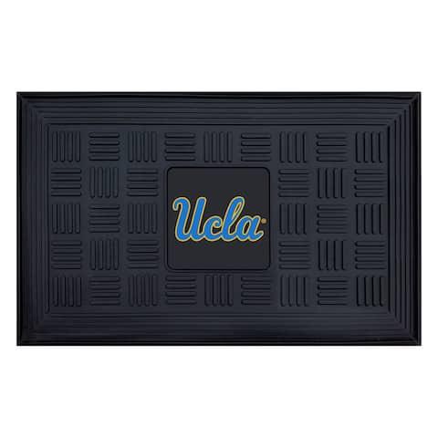 NCAA UCLA Medallion Door Mat 19 in. x 30 in.
