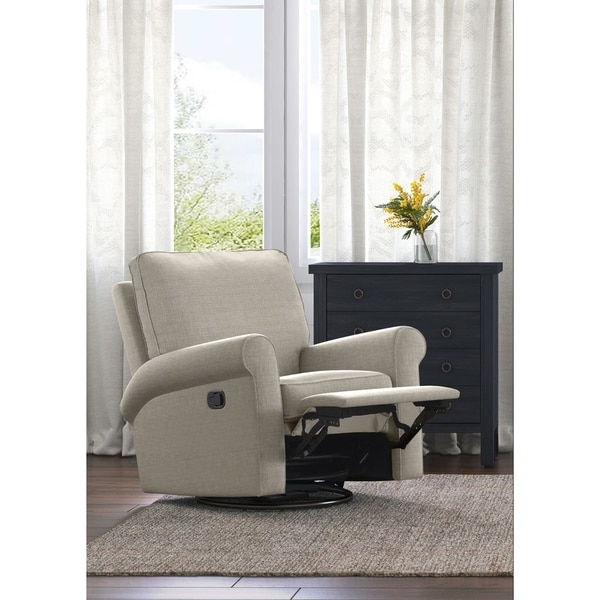 ClickDecor Hughes Swivel Recliner Chair. Opens flyout.