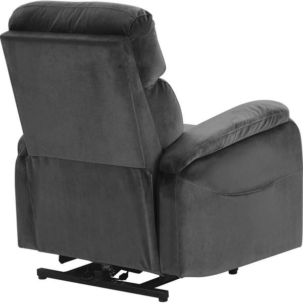 Brilliant Shop Click Decor Samson Power Lift Recliner Chair Free Caraccident5 Cool Chair Designs And Ideas Caraccident5Info