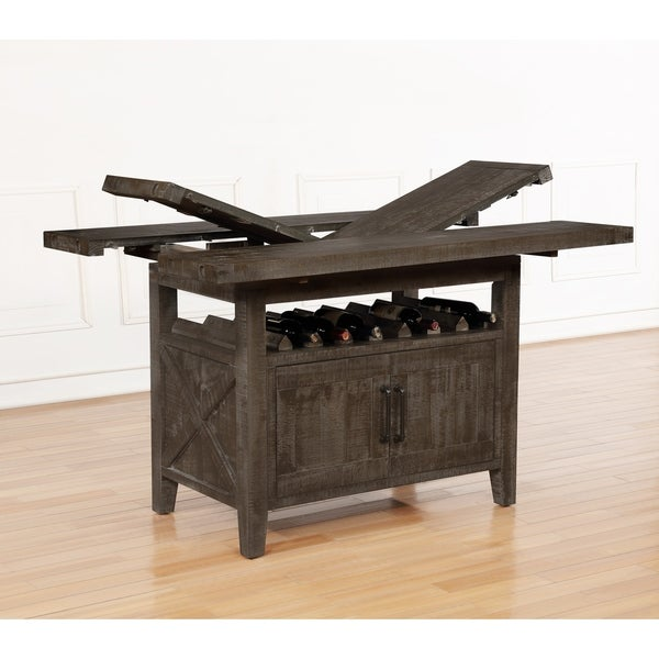 Quality Kitchen Tables: Shop Best Quality Furniture Rustic Brown Solid Wood