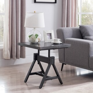 Carbon Loft Edelman Industrial End Table