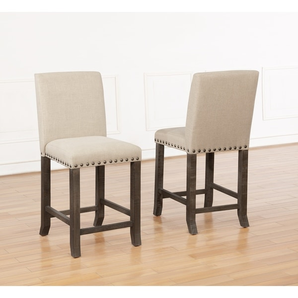 Quality Dining Chairs: Shop Best Quality Furniture Upholstered Counter Height