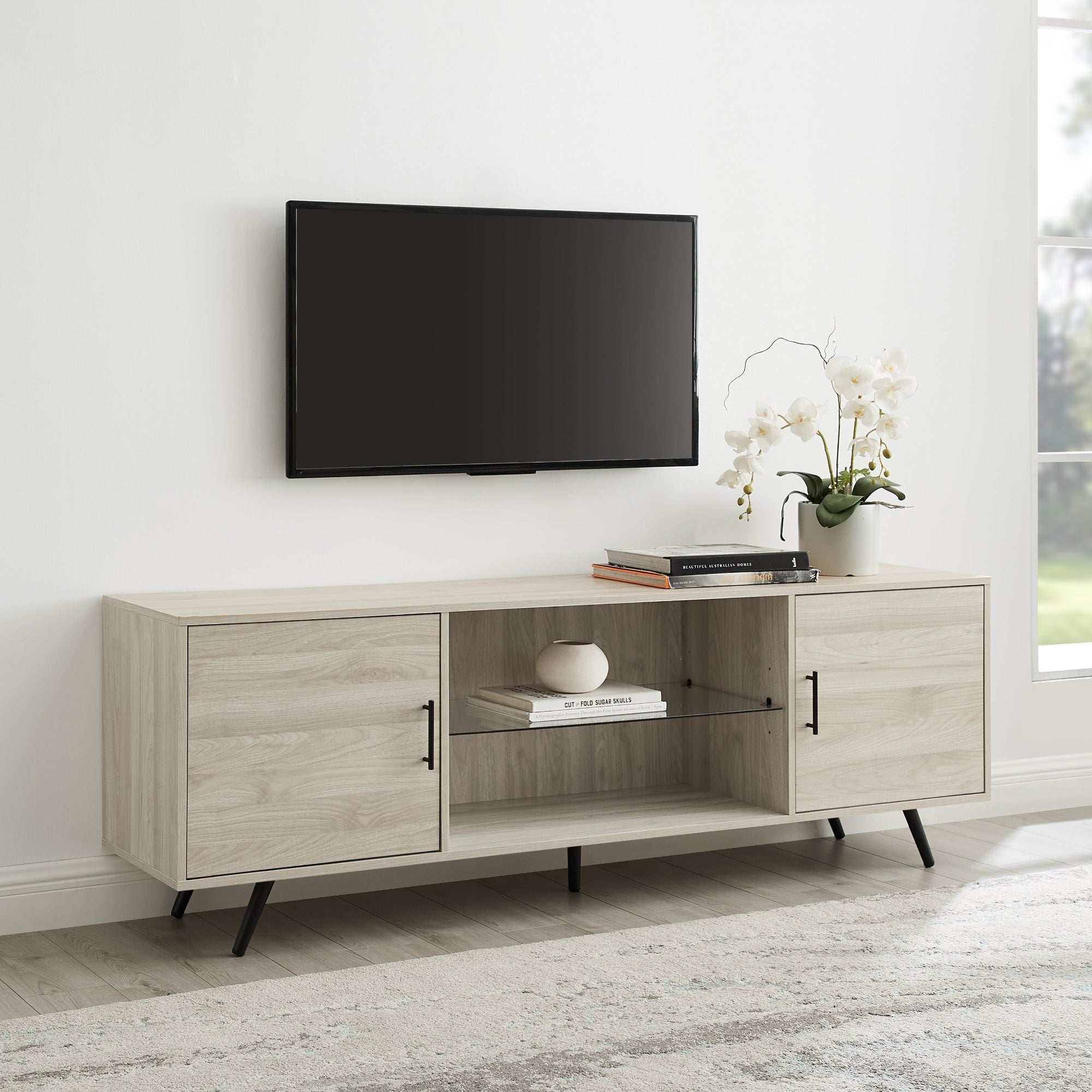 Tv Stands Entertainment Centers Online At Our Best Living Room Furniture Deals