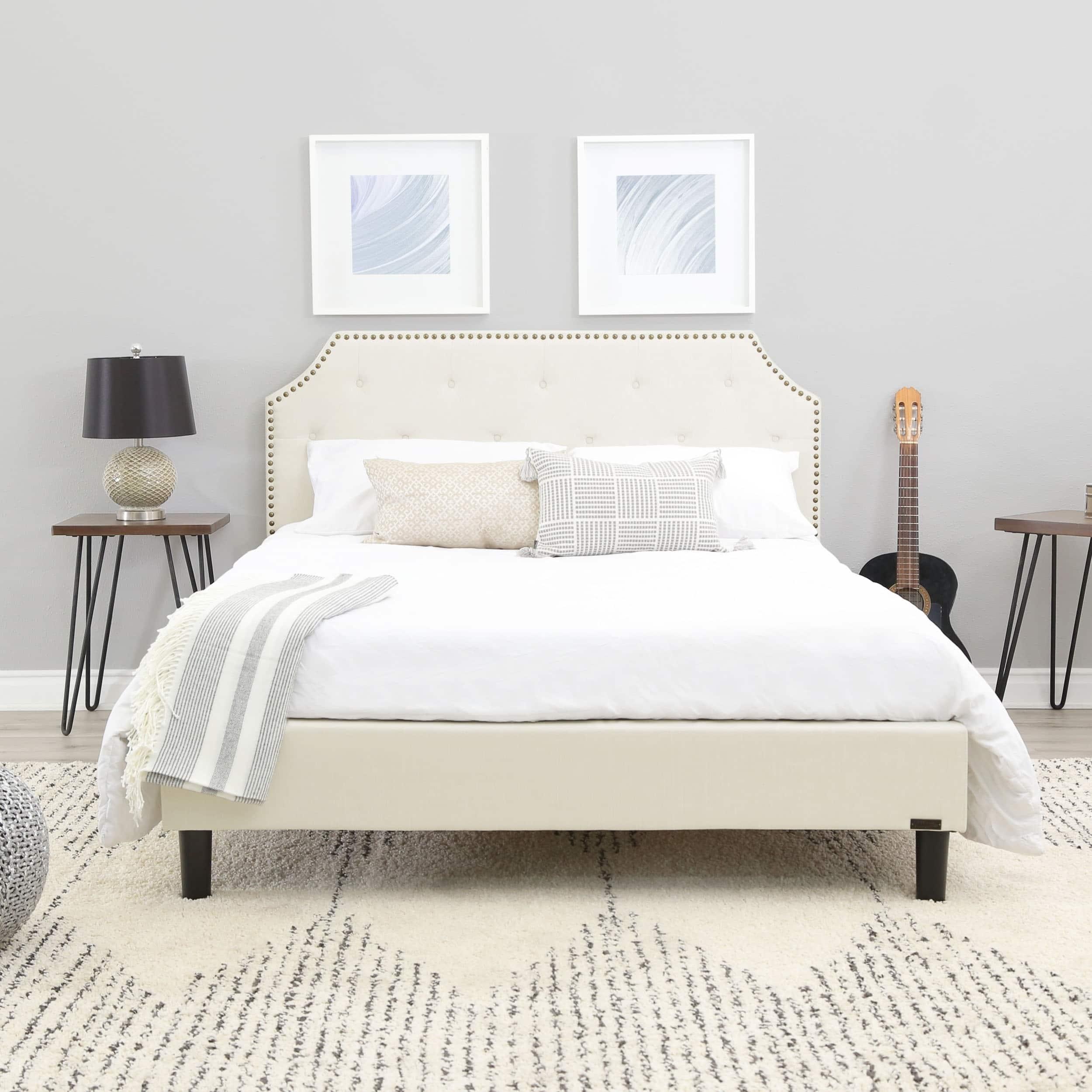 Great Deals On Furniture Online: Buy Beds Online At Overstock