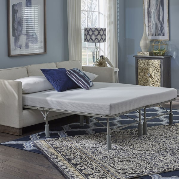 Shop Slumber Solutions 4.5-inch Full-Size Sofa Sleeper
