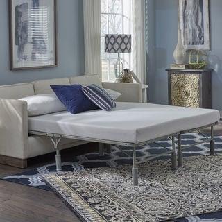 Shop Lucid 8 Inch Folding Sofa Mattress Overstock 20689907