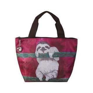 Sloth Lunch Bag- Leisurely Life