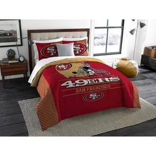 49ers King Comforter Set