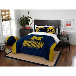 Michigan King Comforter Set