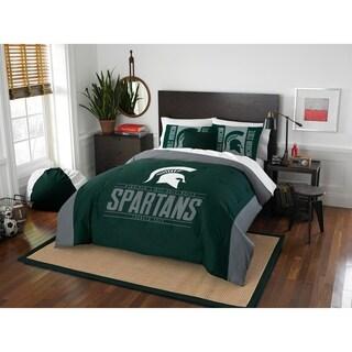 Michigan State King Comforter Set