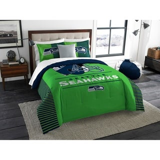 Seahawks King Comforter Set