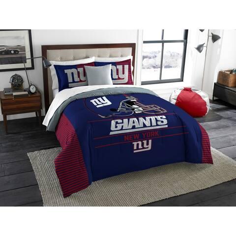 NY Giants King Comforter Set