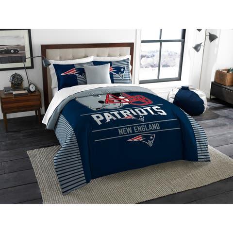 Patriots King Comforter Set