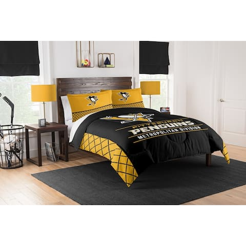 Penguins King Comforter Set