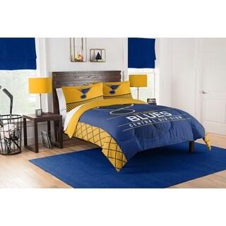 Blues Full/Queen Comforter Set