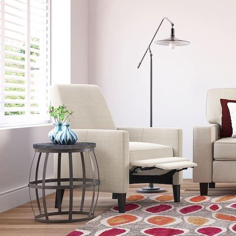 Copper Grove Lambersart Push-back Reclining Accent Chair