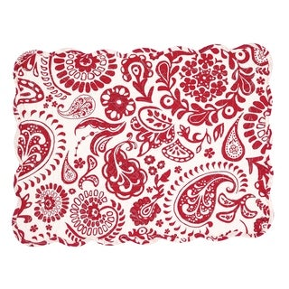 Rory Cotton Quilted Placemat Set of 6