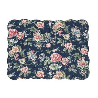 Myra Cotton Quilted Placemat Set of 6