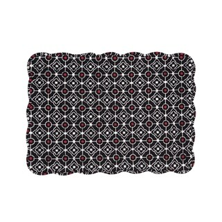 Reina Cotton Quilted Placemat Set of 6
