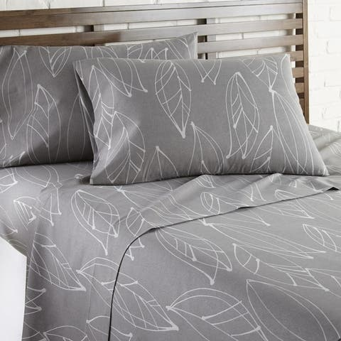 Vilano Choice Ultra-Soft Premium Printed 4-piece Sheet Sets