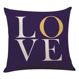 Love Geometry Throw Pillowcase Pillow Covers 17106884-103