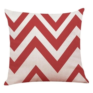 Super Soft Linen Geometry Pillowcase 13386238-13