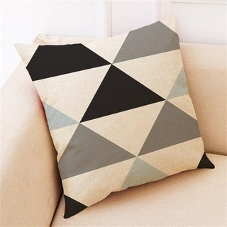 Geometric Throw Pillowcase Pillow Covers 15918524-83