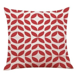 Super Soft Linen Geometry Pillowcase 13386238-19