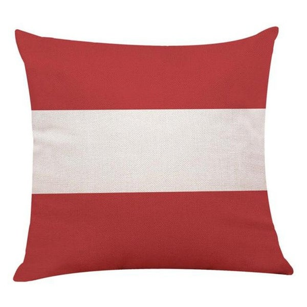 Super Soft Linen Geometry Pillowcase 13386238-15