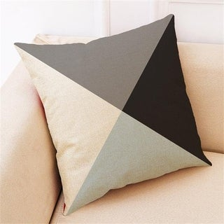 Geometric Throw Pillowcase Pillow Covers 15918524-87