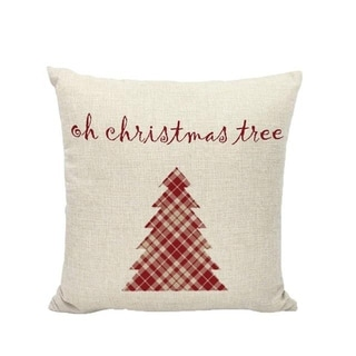 Merry Christmas Winter Cushion Cover Decorative 21296561-229