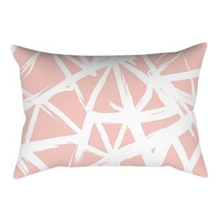 Rose Gold Pink Cushion Cover Square Pillowcase 21297789-378