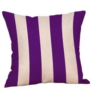 Purple Geometric Fall Autumn Cushion Cover 45x45cm 18220792-126