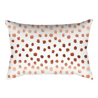 Rose Gold Pink Cushion Cover Square Pillowcase 21297789-375