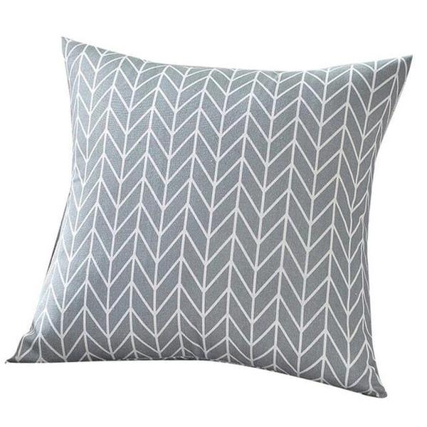 Flower Print Fashion Throw Pillow Cases 13850603-68
