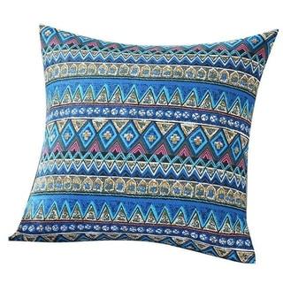 Flower Print Fashion Throw Pillow Cases  13850603-74