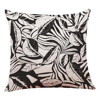 Black White Style Plants Throw Pillowcase Pillow Covers 13498699-31
