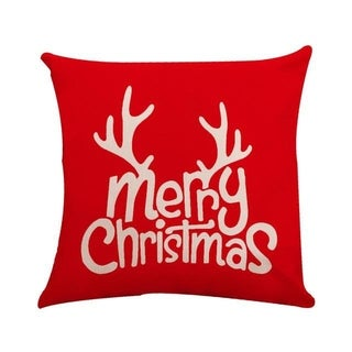 Christmas Pillow Covers Embroidery Throw Pillow Cases 19806704-145