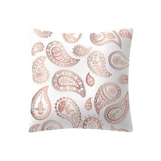 Rose Gold Pink Case Pillows Cover 20377898-154