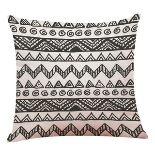 Black White Style Plants Throw Pillowcase Pillow Covers 13498699-35