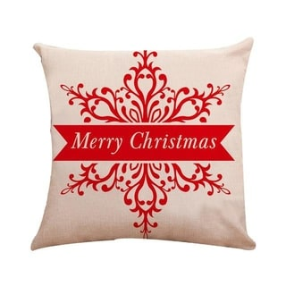 Christmas Pillow Covers Embroidery Throw Pillow Cases 19806704-143