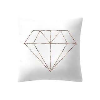 Rose Gold Pink Case Pillows Cover 20377898-153