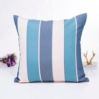 Flax Pillow Sofa Waist Throw Cushion Cover Home Décor 21296330-221
