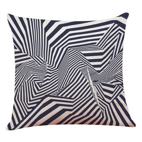 Black White Style Plants Throw Pillowcase Pillow Covers 13498699-37