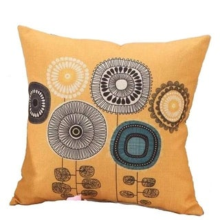 Ethnic style diamond art Throw Pillow Case 45x45cm 21297705-366