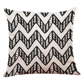 Black White Style Plants Throw Pillowcase Pillow Covers 13498699-39
