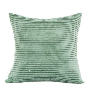 Solid color Throw Pillow Case Decorative Pillow Cover 21297543-334