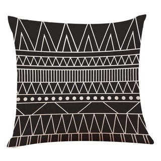 Black White Style Plants Throw Pillowcase Pillow Covers 13498699-32